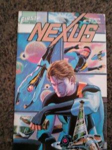 Nexus #13 (1985) VF-NM