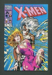 Uncanny X-Men #214  / 9.4 NM- 9.6 NM+ / February 1987