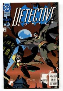 Detective Comics #648 1992-Second appearance of SPOILER - DC
