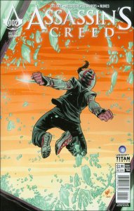 Assassin's Creed: Trial By Fire #2B VF/NM; Titan | save on shipping - details in