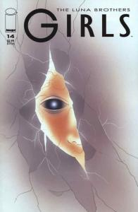 Girls #14 VF/NM; Image   save on shipping - details inside