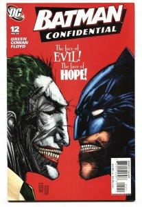 Batman Confidential #12 - DC comic book 2007 Joker