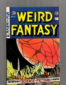 7 Comics Weird Fantasy 13 Two-Fisted Tales 34 Haunt Fear 12 23 Shock 2 6 12 SB5