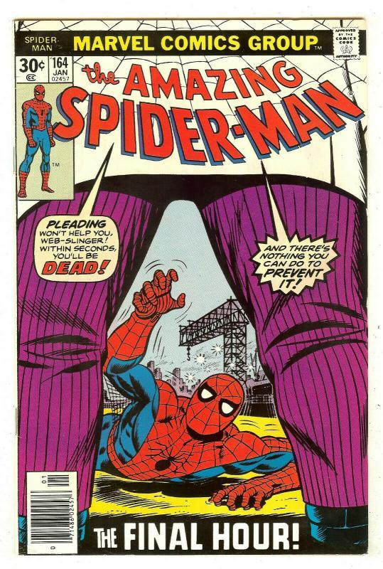 Amazing Spiderman 164