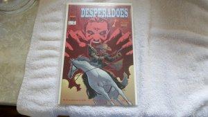 SEPT. 1997 IMAGE COMICS DESPERADOES # 1