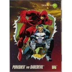 1992 Marvel Universe Series 3 DAREDEVIL/PUNISHER #92