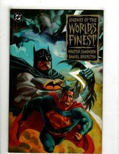 10 DC Comics Legends World's Finest 1 2 3 World of Krypton 1 2 3 Jonni 1 2 + OF3