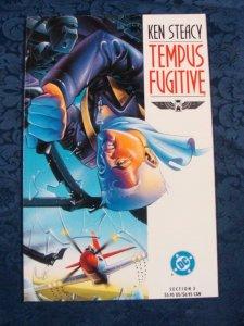 TEMPUS FUGITIVE #3, VF/NM, Ken Steacy, DC 1990  more DC in store