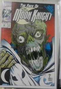 MOON KNIGHT # 44 1992 MARVEL MARC SPECTOR + DR STRANGE+ INFINITY WAR