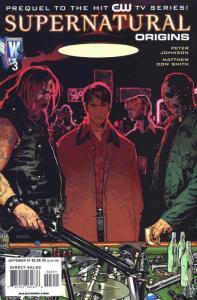 Supernatural: Origins #3 VF/NM; WildStorm | save on shipping - details inside