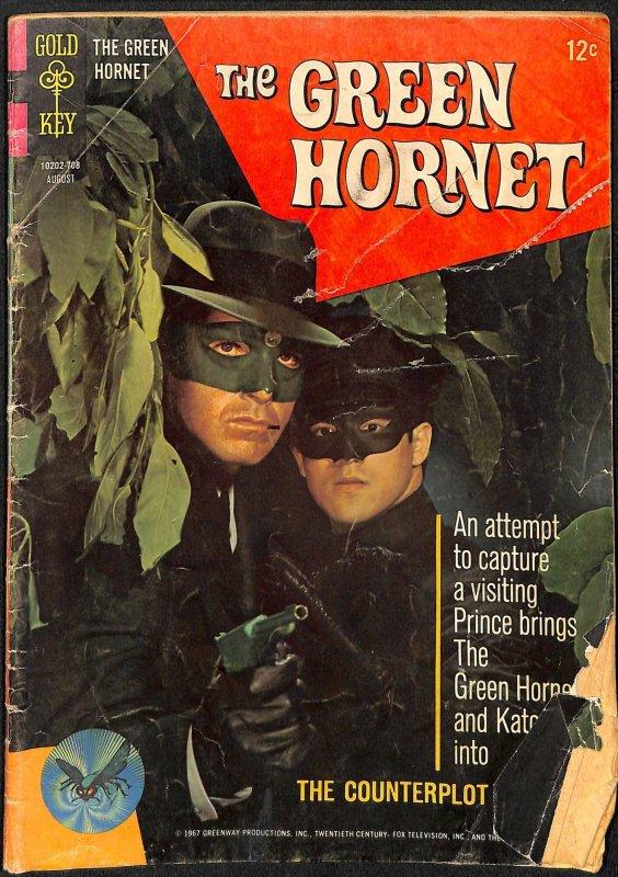 The Green Hornet #3 (1967)