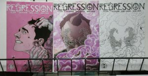 Regression (Image 2017) #1 Three Variant Covers Bunn Luckert Enger