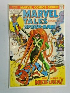 Marvel Tales #45 Spider-Man Her Name is Medusa 6.0 FN (1973)