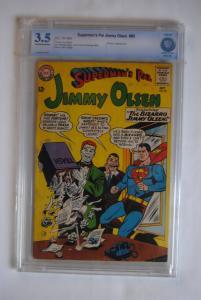 Superman's Pal Jimmy Olsen 80, 3.5
