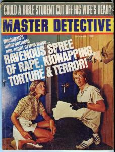 MASTER DETECTIVE-DEC/1973-KIDNAPPING-TORTURE-TERROR-BEHEADING G