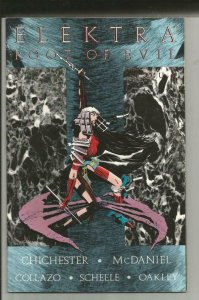ELEKTRA #4, NM, Root of Evil, Chichester, Marvel, 1995, more in store