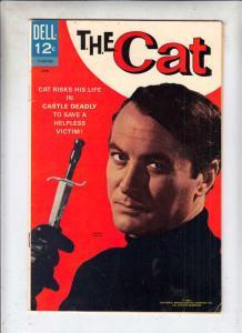 T.H.E. Cat #2 (Apr-67) FN/VF- Mid-High-Grade The Cat