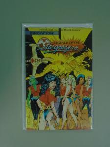 Legends of the Stargazers Portfolio #2, 7.0 (1990) Innovation: 1st edition
