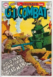 G.I. Combat #129 (May-68) NM- High-Grade The Haunted Tank