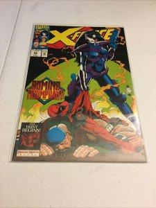 X-Force 23 Nm Nesr Mint Marvel Comics
