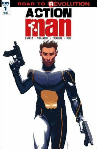 Action Man (IDW) #1 FN; IDW | save on shipping - details inside