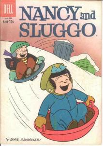 NANCY & SLUGGO (ST. JOHN/DELL) 174 VG-F JOHN STANLEY COMICS BOOK