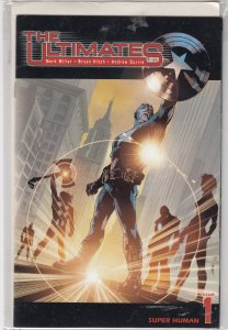 The Ultimates#1  VF/FN  Super Human