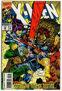 X-MEN #23 (VF/NM) 1¢ Auction! No Resv! See More!!!