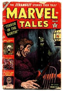 MARVEL TALES #117 comic book-GIL KANE-ATLAS-PCH-1953-HORROR