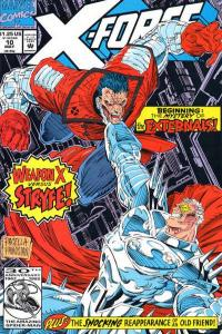 X-Force (1991 series) #10, NM (Stock photo)