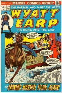 Marvel WYATT EARP (1955 Series) #30 VG