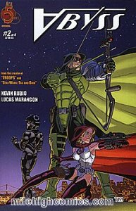 ABYSS (2007 Series) #2 Very Fine Comics Book