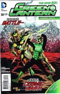 Green Lantern (5th Series) #30B VF/NM; DC | save on shipping - details inside