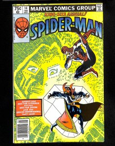 Amazing Spider-Man Annual #14 Doctor Strange Vs Doctor Doom!