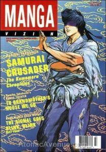 Manga Vizion (Vol. 3) #3 FN; Viz | save on shipping - details inside