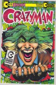 Crazyman #1