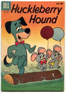 Huckleberry Hound- Four Color Comics #1050 1959 FN