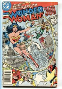Wonder Woman #300-1983-comic book 1st appearance LYTA TREVOR