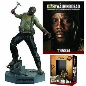 The Walking Dead Collector's Models Figure #6 Tyreese (Eaglemoss) - New!