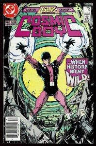 Cosmic Boy #1  (Dec 1986, DC)  9.2 NM-