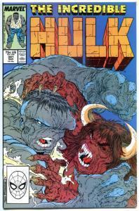 Incredible HULK #341, 343, VF+, Todd McFarlane, Peter David,more Marvel in store