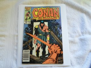 1986 MARVEL COMIC CONAN THE BARBARIAN # 184