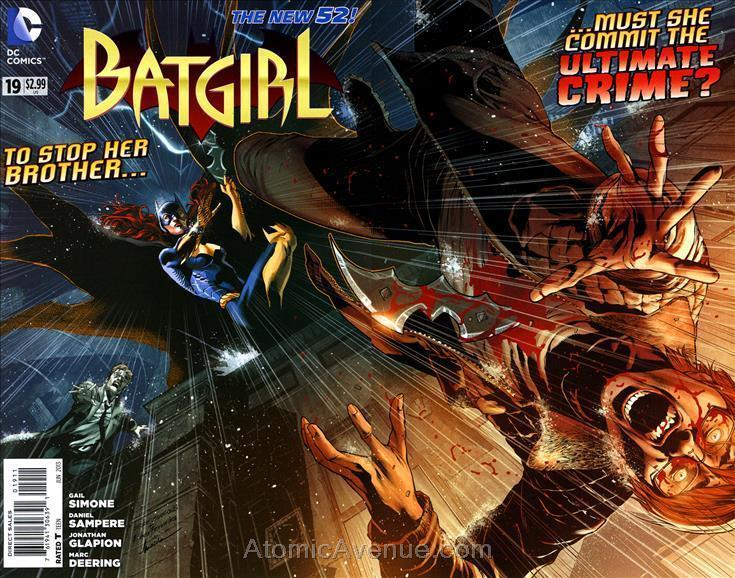 Batgirl (4th Series) #19 FN; DC | save on shipping - details inside