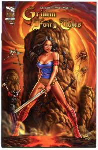 GRIMM FAIRY FAIRY TALES #71 A, VF+, 2005, 1st, Good girl, Witch, more in store