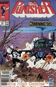 PUNISHER  (1987 Series)  (MARVEL) #24 NEWSSTAND Very Good Comics Book