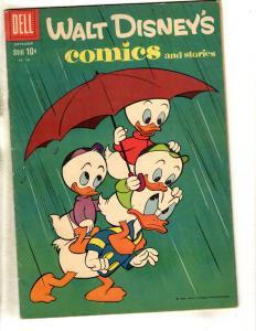 Walt Disney's Comics & Stories # 240 FN Dell Comic Book Donald Mickey JL16