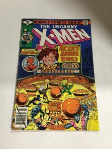 Uncanny X-Men 123 Vg/Fn Very Good/Fine 5.0 Marvel