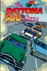 Daytona 500 Story #1 VF/NM; Vortex | save on shipping - details inside