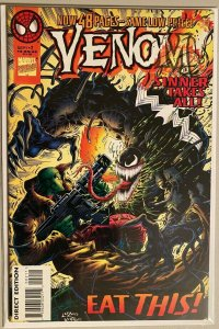 Venom sinner takes all ! #2 8.0 VF (1995)