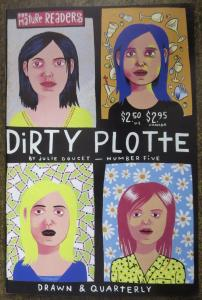 DIRTY PLOTTE by Julie Doucet #5! VF-NM Drawn & Quarterly 1992